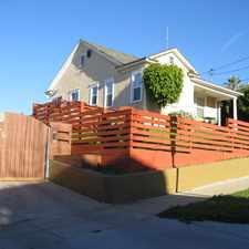 Rental info for 923 Manzanita Street in the Silver Lake area