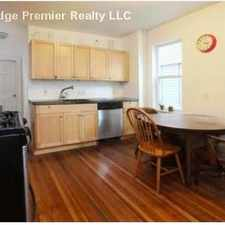 Rental info for Concord Ave in the Mid-Cambridge area