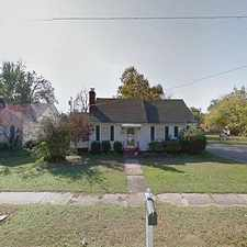 Rental info for Single Family Home Home in Caruthersville for For Sale By Owner