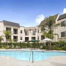 Rental info for The Renaissance at City Center in the Los Angeles area
