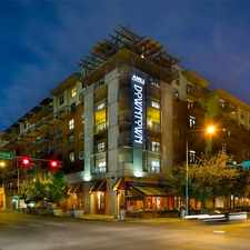 Rental info for AMLI Downtown in the Downtown area