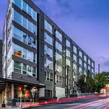 Rental info for The Pearl in the Capitol Hill area