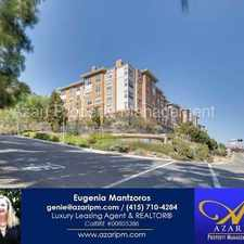 Rental info for AZARI PM - !JUST RENTED! 2 Bedroom, 2 Bathroom Condo with Bay Views AND 2 PARKING! in the Forest Hill area