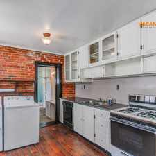 Rental info for 6229 South Patterson Park Ave in the Upper Fells Point area
