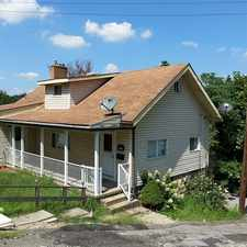 Rental info for 2 bedrooms - House includes stove, refrigerator. Single Car Garage! in the McKeesport area