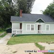Rental info for 215 Adair Ave SE in the Chosewood Park area