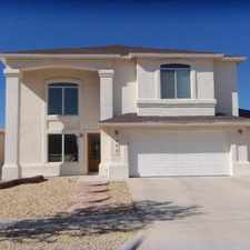 Rental info for 457 Emerald Pass in the El Paso area