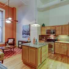 Rental info for Turn of the Century Modern Loft in Downtown Denver - 2 BD | 1 BA | 1 Detached Garage Space | On-Site Storage in the Denver area