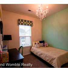 Rental info for 613 Reunion Street in the South Norfolk area