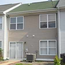 Rental info for Townhouse in great location