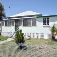 Rental info for :: AN OLDIE BUT A GOODY ... LARGE INNER CITY COTTAGE in the Barney Point area