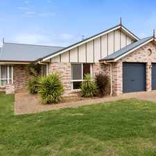 Rental info for Well situated family home in quiet Glenvale area in the Toowoomba area