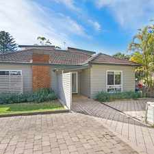 Rental info for 2 Bedroom Cottage with large Alfresco Entertaining (DEPOSIT TAKEN - LEASED) in the Sydney area