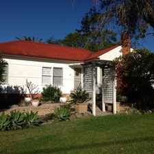 Rental info for Charming 3 Bedroom Home in the Nowra - Bomaderry area