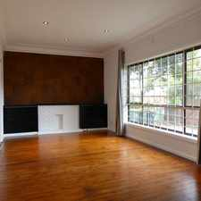 Rental info for LOVELY AND WELL PRESENTED 3 BEDROOMS NEAR TO EVERYTHING in the Narwee area
