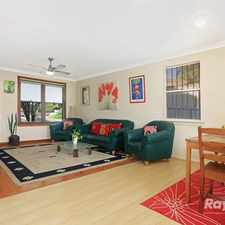 Rental info for Newly Renovated Three Bedroom Brick Home with Park View in the Sydney area