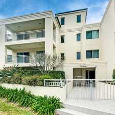 Rental info for Style and Sophistication in the Wollongong area