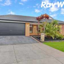 Rental info for YOUR STOREY STARTS HERE! in the Pakenham area