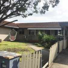 Rental info for Walking distance to Uni in the East Lismore area