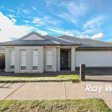 Rental info for STUNNING 4 BEDROOM FAMILY HOME in the Munno Para area