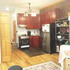 Rental info for 135 Rogers Avenue #3A