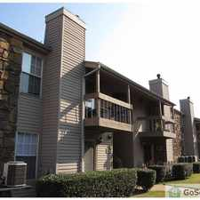 Rental info for Large 2 bedroom - Walk-in Closets - Playground - Near Riverside - Near Bus Route- Call today! in the Tulsa area