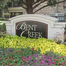 Rental info for Bent Creek