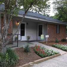 Rental info for Fort Mill Town Homes