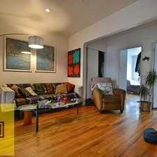 Rental info for W Houston & Bleecker St in the SoHo area