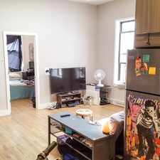 Rental info for 1661 Carroll Street #2F