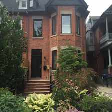 Rental info for Bloor St W & Howland Ave