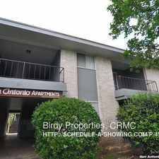 Rental info for 311 San Antonio Ave 103 in the Woodlawn Lake area