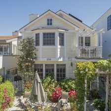 Rental info for 336 10th Street in the 90266 area
