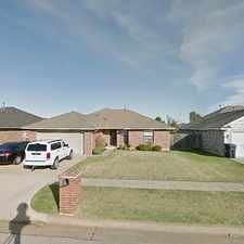 Rental info for Single Family Home Home in Oklahoma city for For Sale By Owner in the 73179 area