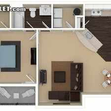 Rental info for One Bedroom In Columbus in the Preserve North area