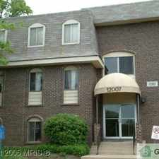 Rental info for RECENTLY RENOVATED 3BDRM CONDO IN REISTERSTOWN.VOUCHER OK