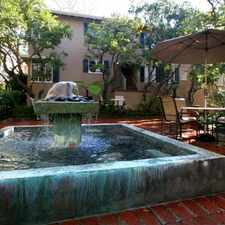 Rental info for Sunset Barrington Gardens in the Brentwood area