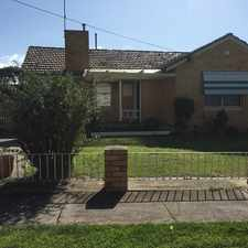 Rental info for Close To Everything! in the Geelong area