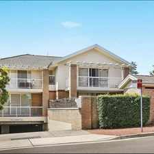 Rental info for Secured 2 Bedroom Unit, Close to EVERYTHING! in the Sydney area