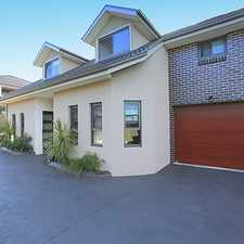 Rental info for Modern 4 bedroom townhouse