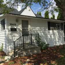 Rental info for 30419 Brush Street