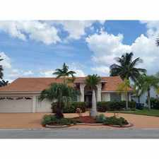 Rental info for 9733 Northwest 52nd Place