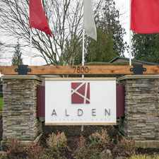 Rental info for Alden