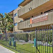 Rental info for Canyon Village