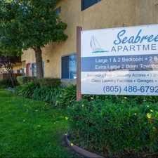 Rental info for Seabreeze Oxnard