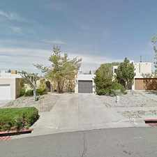 Rental info for Single Family Home Home in Albuquerque for For Sale By Owner in the Oso Grande area