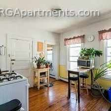 Rental info for Valentine St in the MIT area