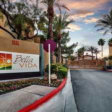 Rental info for Bella Vida Apartments in the Las Vegas area