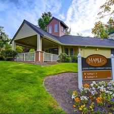 Rental info for Maple Glen Apartments