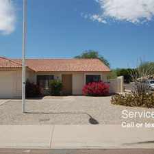 Rental info for 2744 E Dry Creek Road
